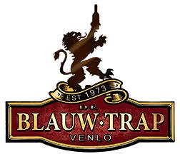 logo blauwe trap